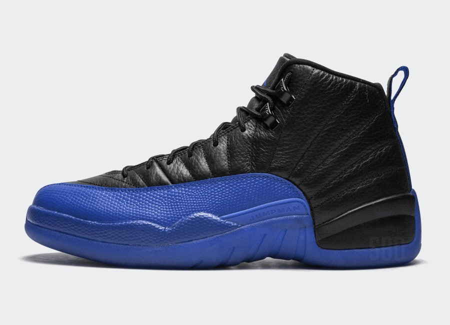 Air Jordan 12 Game Royal""