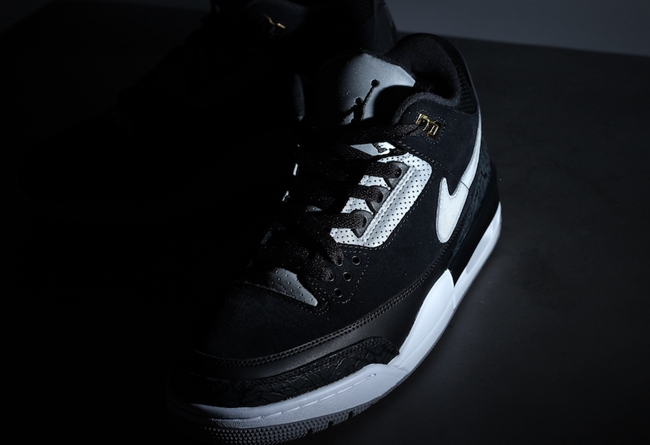 "Air Jordan 3 Tinker ""Black"""