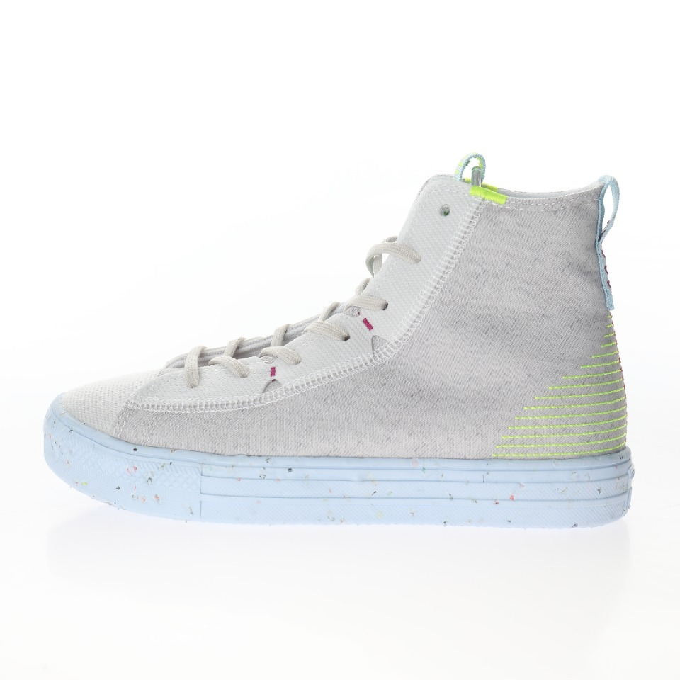 "全新匡威Converse Chuck Taylor All Star Crater High""Move to Zero""复古高帮休闲运动板鞋"